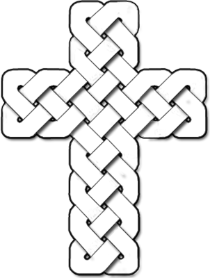 Celtic cross - from christart.co.